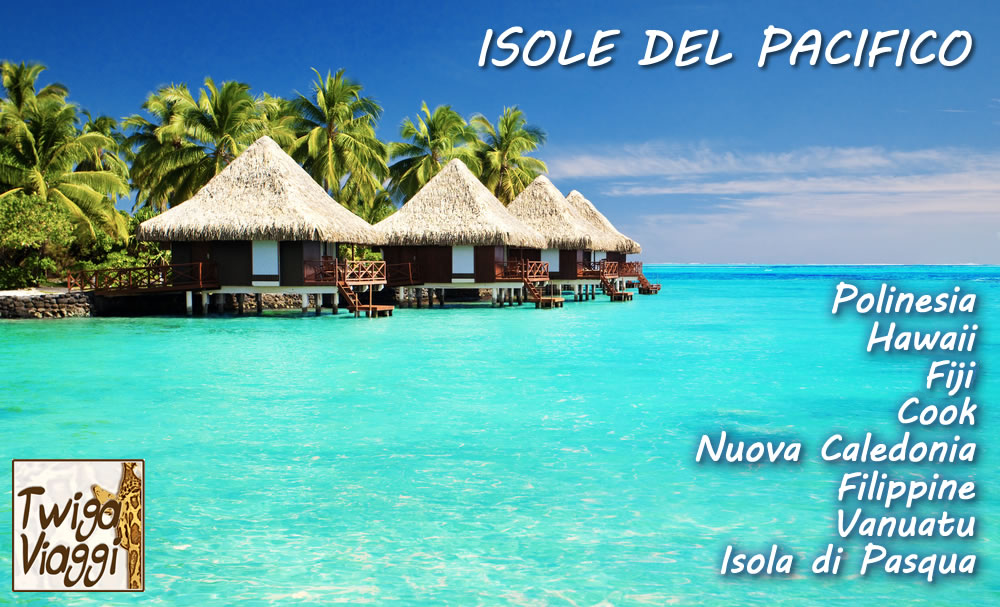 isole pacifico